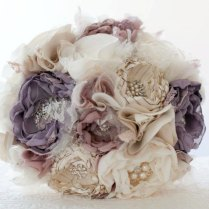 Fabric Flower Bouquet — Crafthubs
