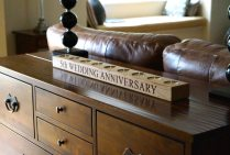 Fifth Wedding Anniversary Ideas 10th Anniversary Gifts Wooden
