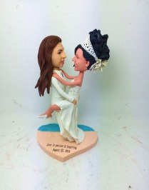 Gay Wedding Cake Toppers, Memories And Custom Wedding Cake Toppers