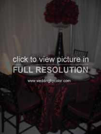 Gothic Wedding Decorations