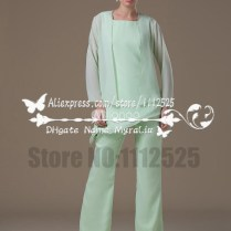 Grandmother Of The Bride Pant Suits