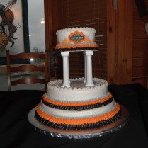 Harley Davidson Wedding Interesting Harley Davidson Wedding Cake