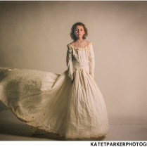 Her Great Grandmother's Wedding Dress By Kate T Parker