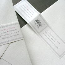 How To Address Labels For Wedding Invitations