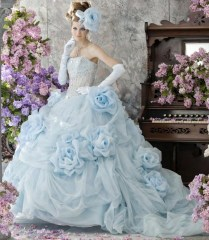 Ice Blue Wedding Dresses Browse Pictures And High Quality Images