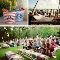 Ideas Of Outdoor Wedding Camp Wedding Party
