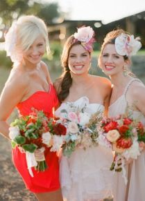 Inspired By These Coral Wedding Ideas
