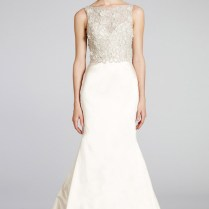 Lace Top Wedding Gowns