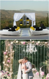 Love The Couch Seating Instead Of Chairs!! Wedding Ceremony Canopy