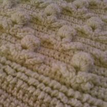 Making A Crocheted Tree Of Life Afghan For A Wedding Gift