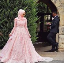 Muslim Bridal Dresses Top 10 Designer Picks Of 2016