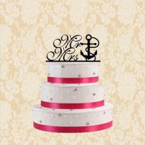Nautical Cake Topper