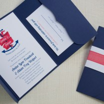 Nautical Wedding Invitations – Beach Wedding Ideas & Beach Party Ideas
