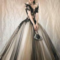Non White Wedding Dresses Short