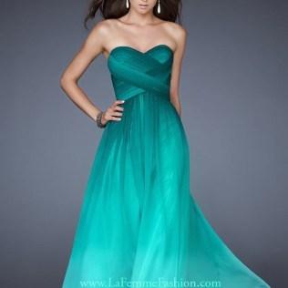 Ocean Themed Wedding Dresses, Rebecca's Prom Dress 2013 The Little