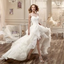 Online Buy Wholesale Asymmetrical Wedding Gowns From China