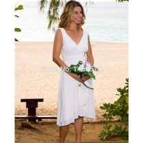 Online Buy Wholesale Beach Wedding Dresses Casual From China Beach