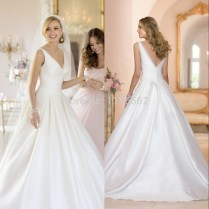 Online Buy Wholesale Plain Wedding Gowns From China Plain Wedding