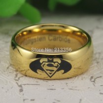 Online Buy Wholesale Superman Wedding Ring From China Superman