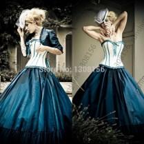Online Get Cheap Gothic Wedding Dresses