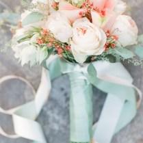 Peach, Mint & Blue Wedding Ideas & Inspiration