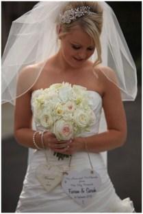 Peach Wedding Bouquet Archives