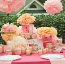 Peach Wedding Decorations