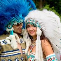 Photos My Big Fat Native American Gypsy Wedding