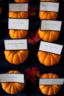 Place Card Holders, Oak Leaves And Place Cards On Emasscraft Org