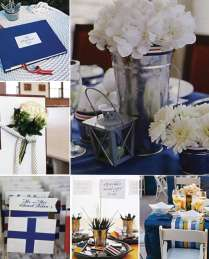 Planning A Nautical Themed Wedding