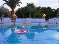 Pool Wedding Decorations On Decorations With Wedding Decoration