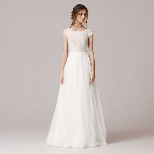 Popular Casual Country Wedding Dresses
