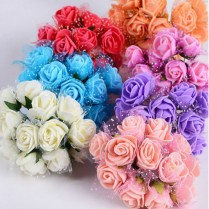 Popular Silk Wedding Flower Packages