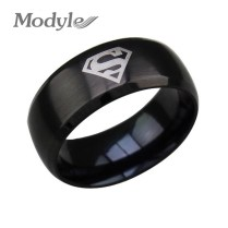 Popular Superman Wedding Rings