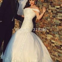 Popular Wedding Dress Big Bust