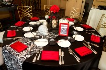 Punk Rock Wedding At Canyon Gate Country Club From Red Velvet