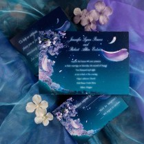Purple And Blue Wedding Invitations Fabulous Of Mens Wedding Rings