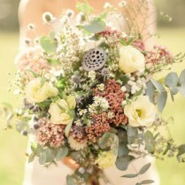 Rustic Wedding Bouquets Photos And Advices
