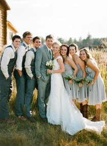 Rustic Wedding By Cassidy Brooke