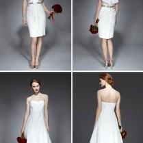 Short Wedding Dress Archives