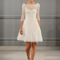 Short Wedding Dresses · Fashion Lobster