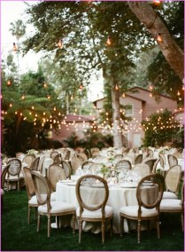 Small Backyard Wedding Ideas On A Budget