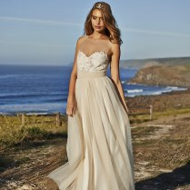 Smoking Hot Bohemian Wedding Dresses