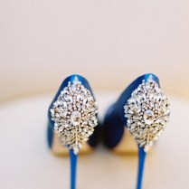 Something Blue Ideas For Wedding
