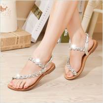 Stylish Board Every Bride Will Love To Wear These Wedding Flat Sandals