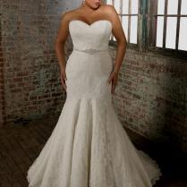 Sweetheart Lace Trumpet Wedding Dress Naf Dresses