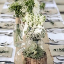 Table Decoration Wedding – 88 Festive Inspirations For Your Most