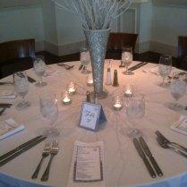 Table Menus For Weddings