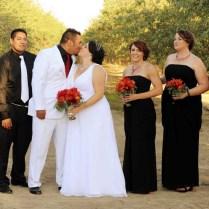 Tbdress Blog Blissfully Evil Red And Black Wedding Theme