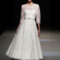 Tea Length Wedding Dress Patterns